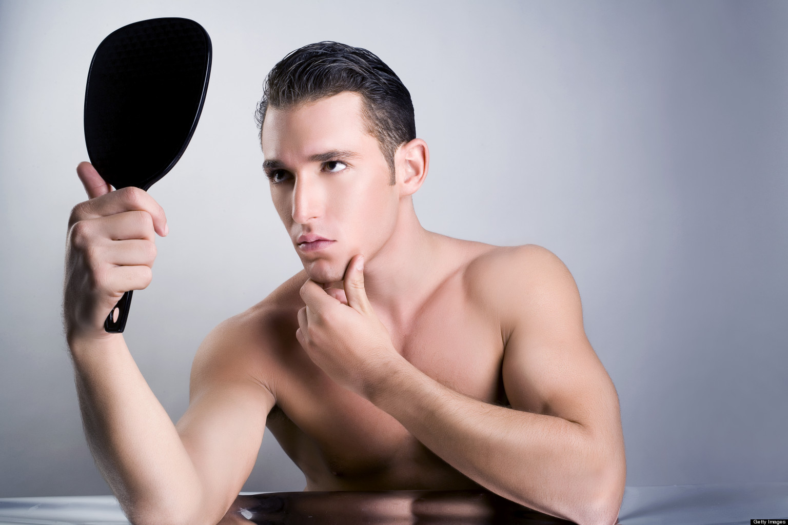 Male narcissistic personality disorder