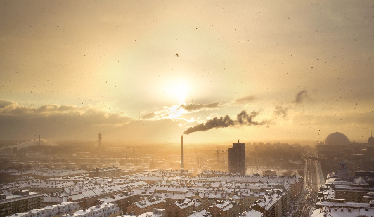 Can Air Pollution Cause Alzheimer's?